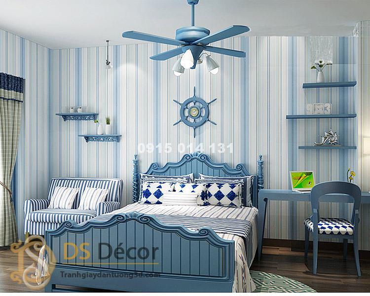 giay-dan-tuong-ke-soc-doc-3D031-mau-xanh