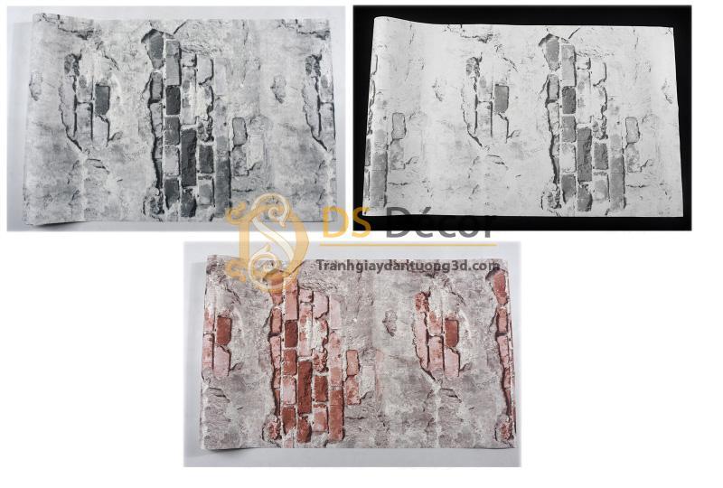 Giấy-dán-tường-quán-cafe-tường-gạch-cổ-3D109-3-màu