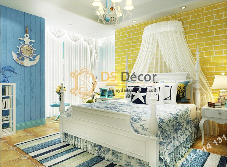 Giay-dan-tuong-gia-gach-vang-trang-tri-phong-ngu-3D140