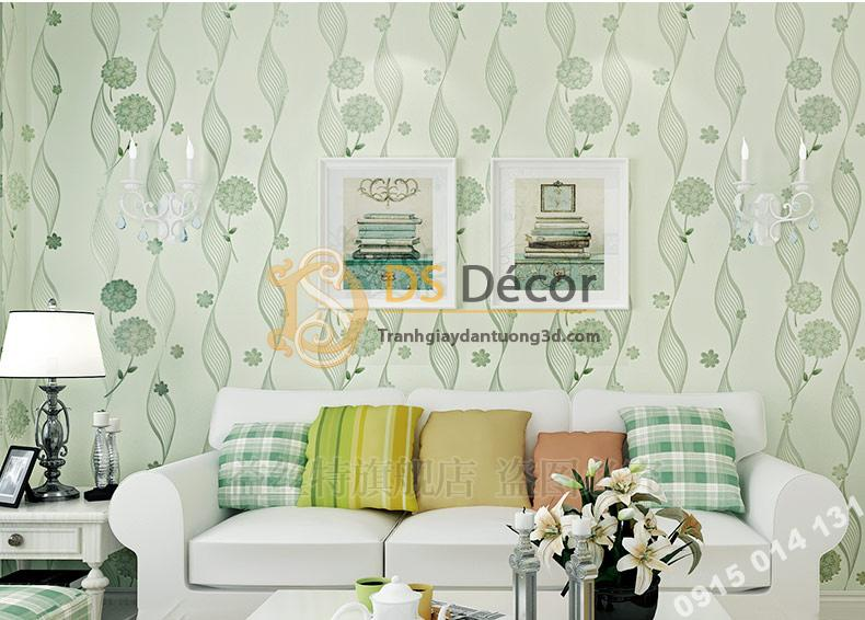 Giay-dan-tuong-soc-luon-song-va-hoa-dap-noi-3D135-mau-xanh-006