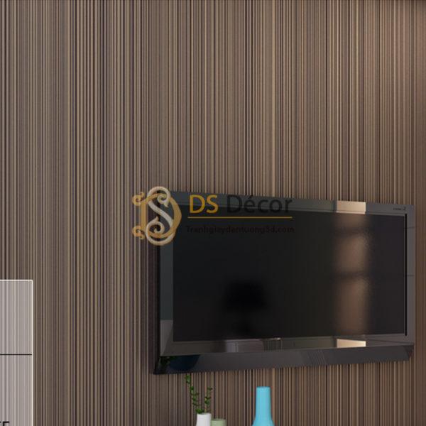 Giấy Dán Tường 3D Họa Tiết Kẻ Sọc - 3D016