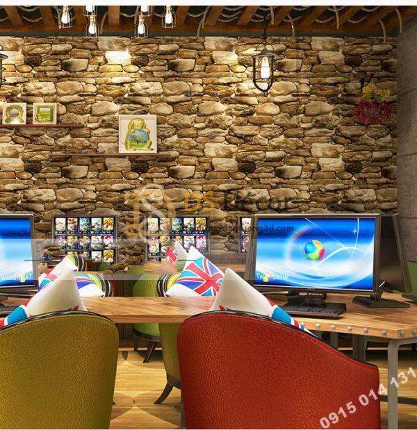 Giấy Dán Tường Giả Đá 3D - 3D192