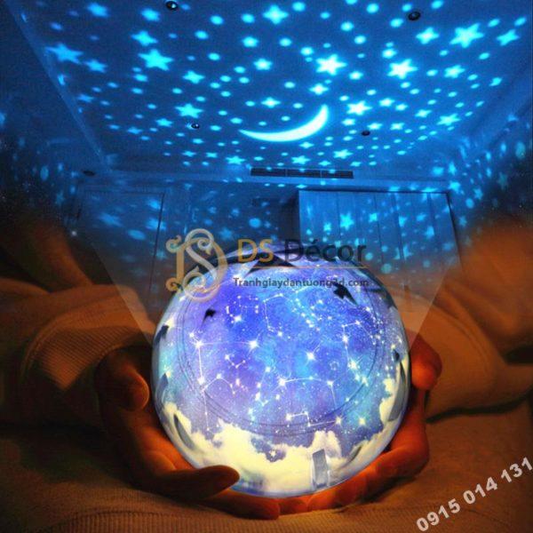 Quà Tặng Đèn Ngủ Tạo Không Gian 3D Độc Đáo DPS1