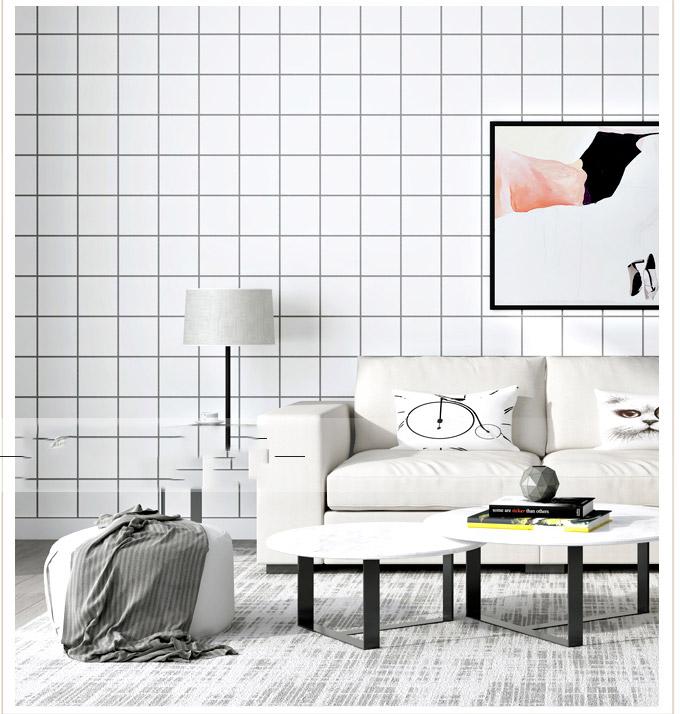 Giấy-dán-tường-caro-ô-vuông-trắng-3D088-02
